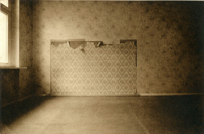 Bedroom/ 01. Multicolor photogravure. Rives BFK/ 250 g