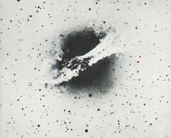 Milky Ways 1964_E.A.photogravure